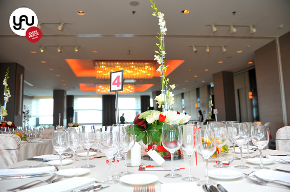2012contraste Nunta La Hotel Intercontinental Sala Fortuna Yau