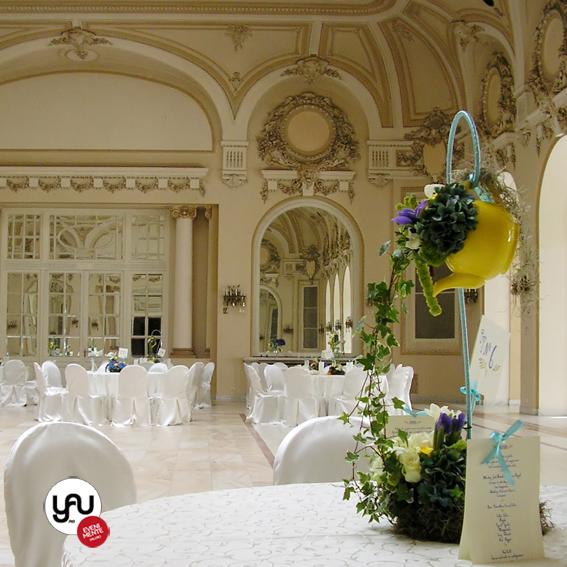 YaU evenimente 2012 - retro chic - nunta la casino sinaia sala oglinzilor (5)
