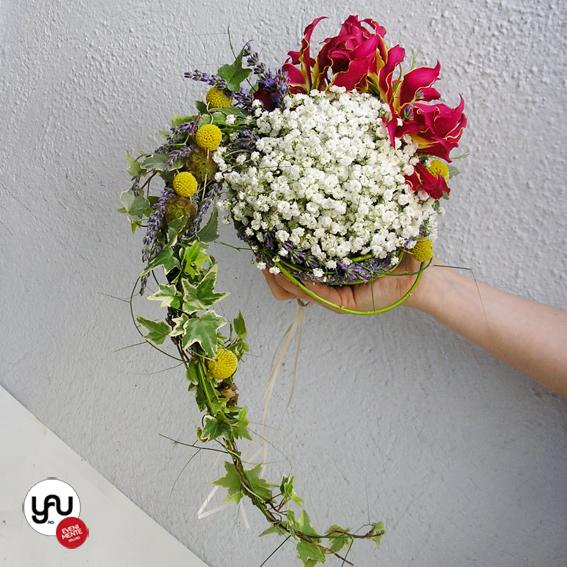 yau flori + yau evenimente + buchet nu nunta special