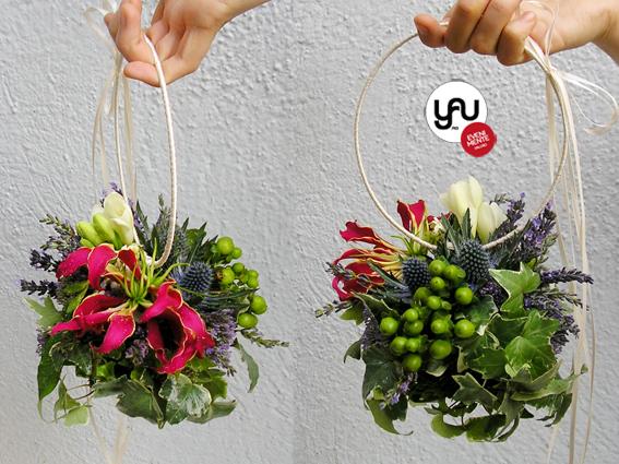 yau flori + yau evenimente+buchet de nunta special