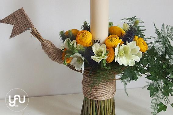 yau flori+yau evenimente+lumanarea de botez