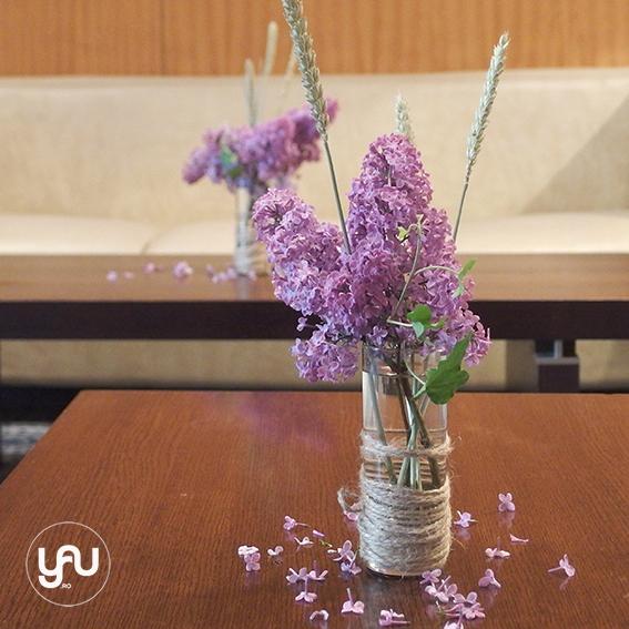 yau concept_yau flowers_yau events_aranjamente de cocktail la crowne plaza