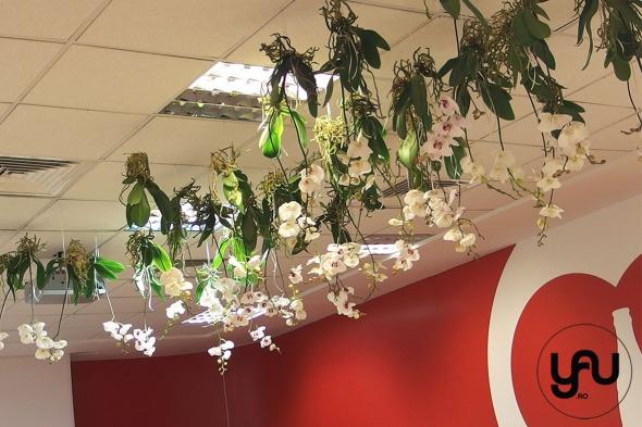 yau events 2015_cranjul cu flori albe de la birou - pentru DORNA ROMANIA _ orhidee_hortensii (10)